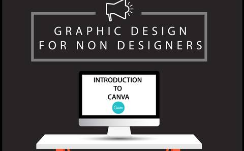 Graphic Design For Non-Designers: Introduction To Canva