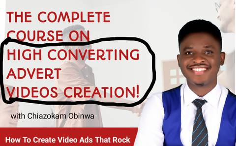 VIDEO ADS CREATION MASTERCLASS