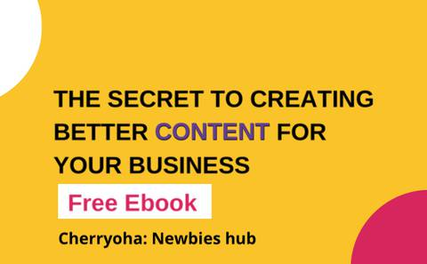 The Secret to creating better content for your business