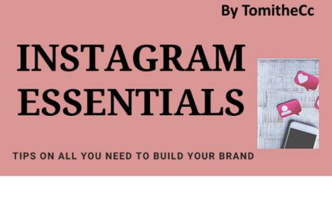 INSTAGRAM ESSENTIALS