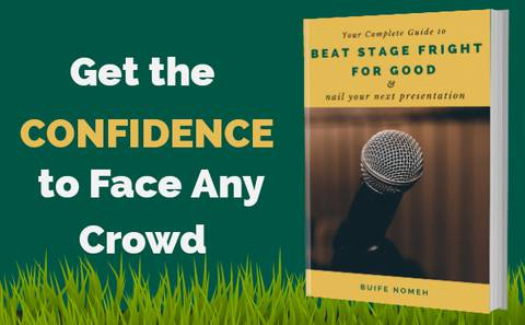 Your Complete Guide to BEAT STAGE FRIGHT FOR GOOD