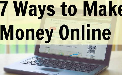 7 Online Income Streams
