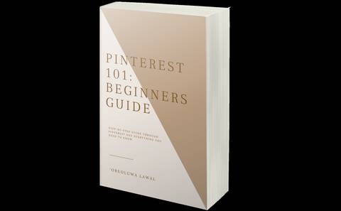 PINTEREST 101: BEGINNERS GUIDE
