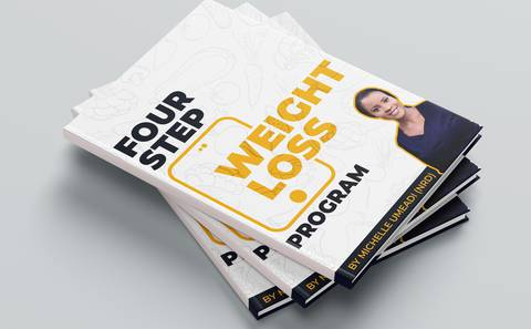 Four step weight loss strategy