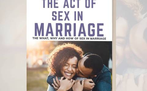 The act of sex in marriage