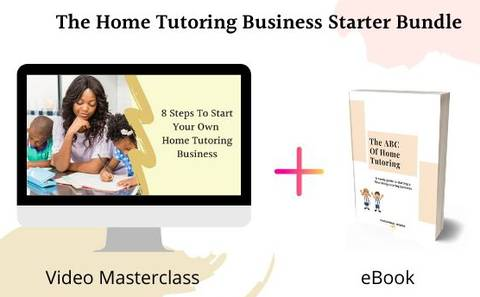 The Home Tutoring Business Starter Bundle