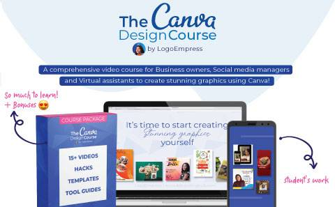 The Canva Design Course