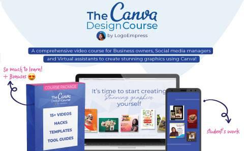 The Canva Design Course