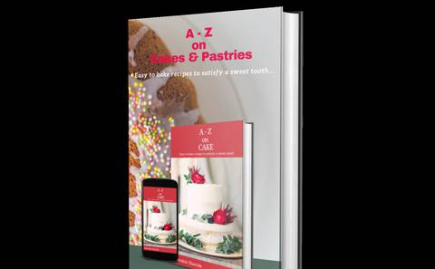 A-Z on Cakes and Pastries. Understanding the concepts of good Baking