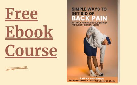SIMPLE WAYS TO GET RID OF BACK PAIN