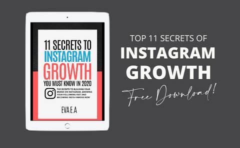 11 Secrets to Instagram Growth