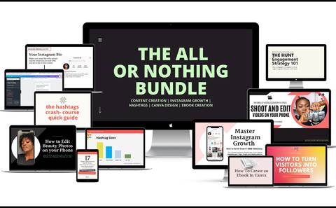 The All Or Nothing Bundle