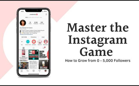 Master Instagram Growth