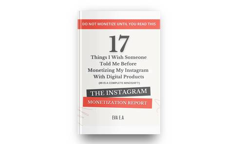 The Instagram Monetization Report