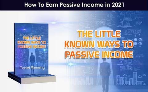 The Little Known Ways to Passive Income