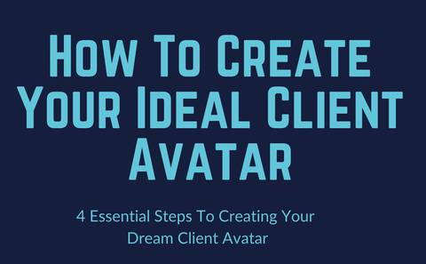 HOW TO CREATE YOUR IDEAL CLIENT AVATAR
