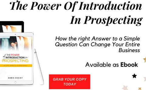 The Power of Introduction In Prospecting