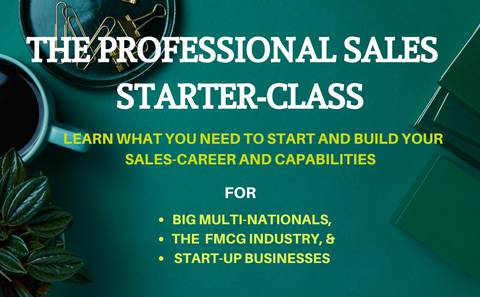 How to Start and Build Your Career as a Sales Professional for Multinationals