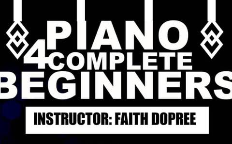 Piano 4 Complete Beginners| 10 Days To Start Playing Your Favorite Songs