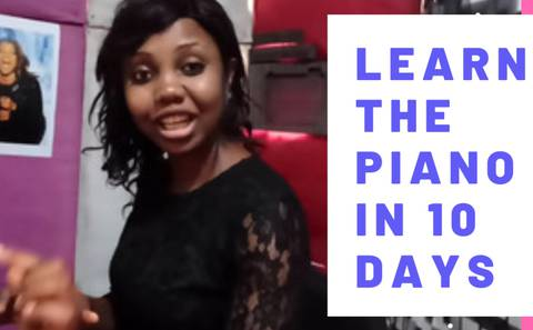 PIANO 4 COMPLETE BEGINNERS VIDEO COURSE || Learn The Piano in 10 Days & Start Playing Your Favorite Songs