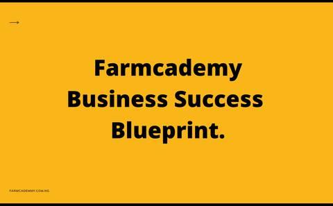Farmcademy Success Guide