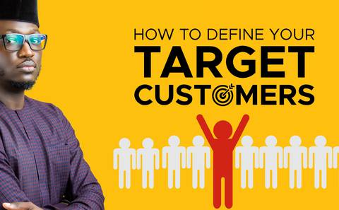 Ebook - How to define your target customers
