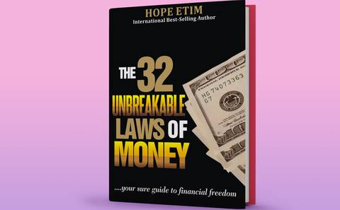 The 32 Unbreakable Laws of Money