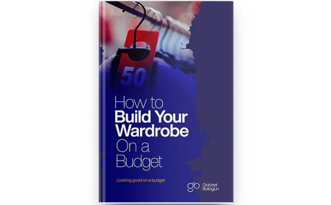 How to Build your Wardrobe on a Budget