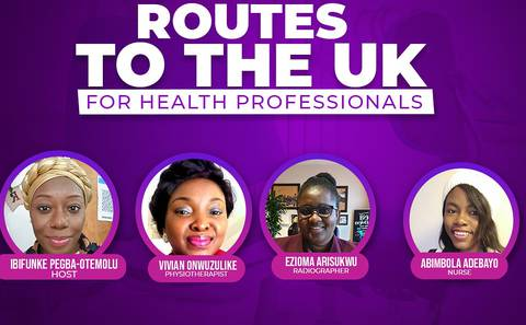 How to migrate to the UK for Health Professionals
