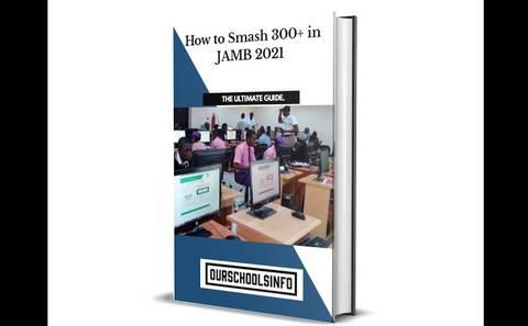 Smash 300+ in JAMB 2021