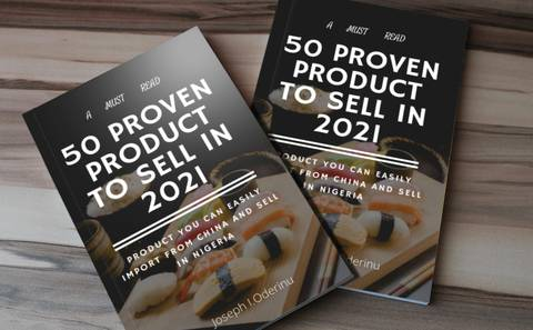 50 PROVEN PRODUCT TO SELL IN 2021