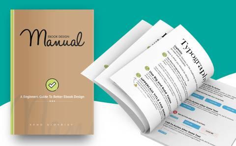 Ebook Design Manual - A Beginners Guide To Ebook Design