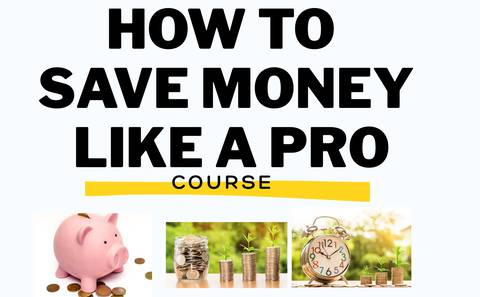 HOW TO SAVE MONEY LIKE A PRO