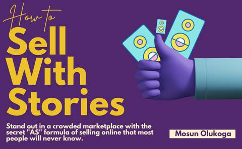 How to Sell Out Online With Stories