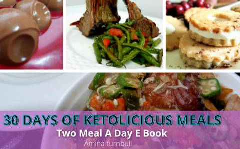 Two Meal A Day Keto And Intermittent Fast E Book