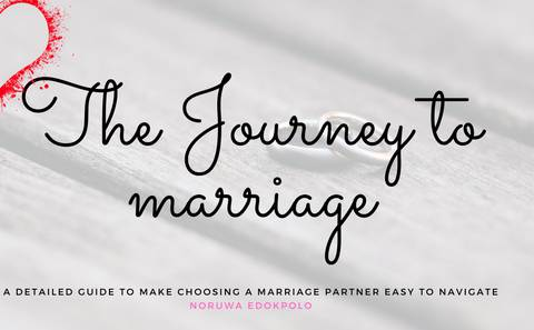 The Journey to Marriage.
