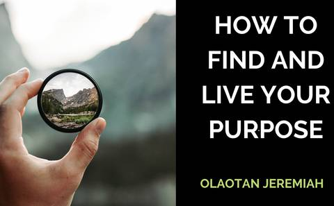 Essence: How To Find And Live Your Purpose