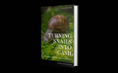 Turning Snail Into Cash