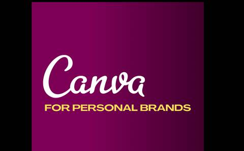 Intensive Canva Course for Personal Brands