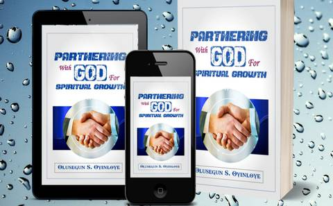 PARTNERING WITH GOD FOR SPIRITUAL GROWTH