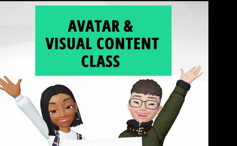 Avatar and Visual Content