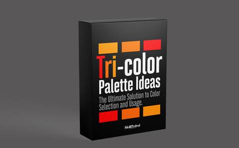 Tri-color Palette Ideas: The Ultimate Solution to Color  Selection and Usage.