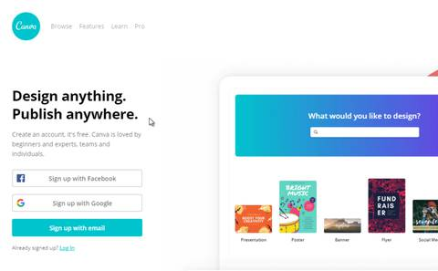 Graphic Design for Beginners using Canva