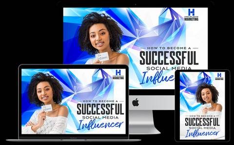 learn how to become a successful social media influencer