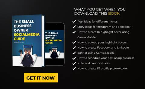 The Small Business Owner Social Media Guide