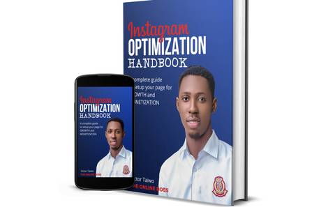 INSTAGRAM OPTIMIZATION HANDBOOK