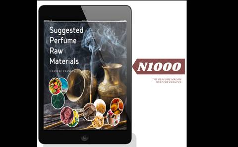 Raw Material Guide To Perfume Creation