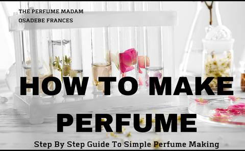 How To Make Perfume - Step By Step Guide To Simple Perfume Making