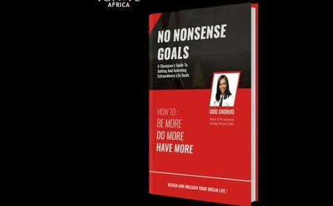 No Nonsense Goals Workbook(Ebook)