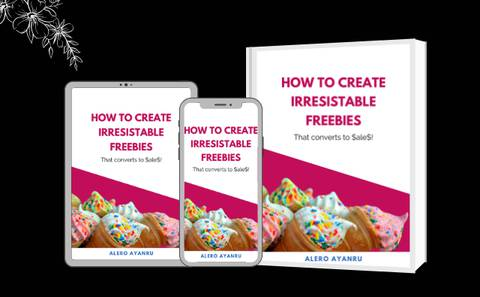 How to create irrestible Freebies